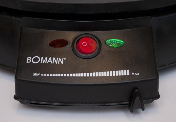 Блинница Bomann СМ 2221 schwarz 2690 руб.