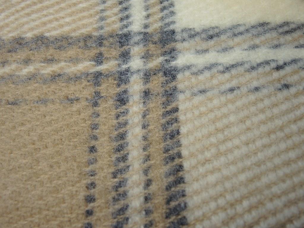 Плед шерстяной Saule Лондон 140x205 4000 руб.