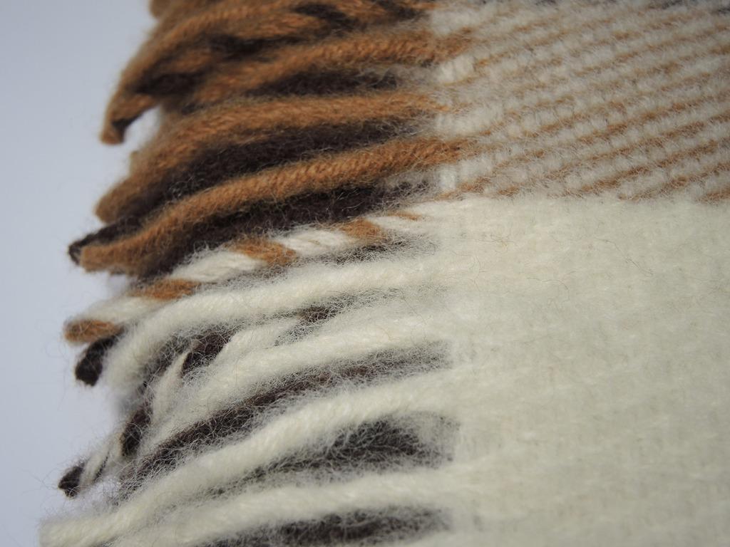 Плед шерстяной Saule Техас 140x205 4000 руб.