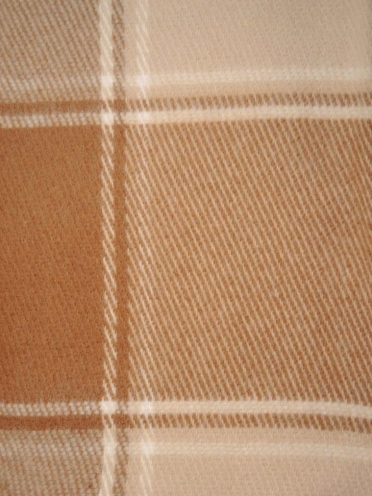 Плед шерстяной Saule Амаретто 170x210 4890 руб.