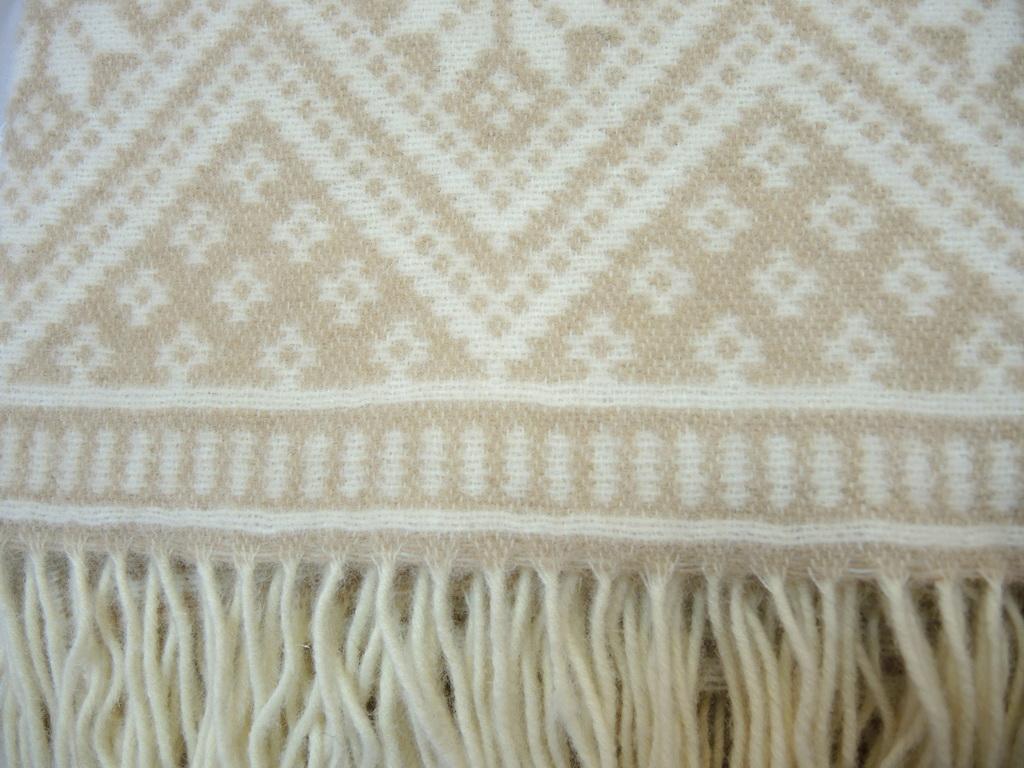 Плед шерстяной Saule Мозаика   4730 руб.