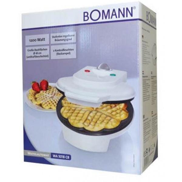 Вафельница Bomann WA 5018 CB weis 1999 руб.