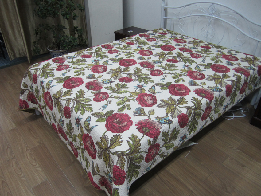 Покрывало Lux Cotton Маки 240x240 2480 руб.