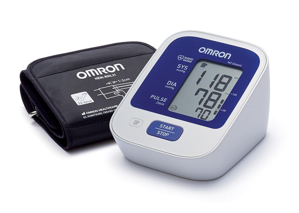 Тонометр Omron M2 Classic 2590 руб.