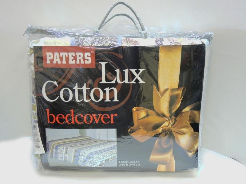 Покрывало Lux Cotton Нега 240x240 2740 руб.