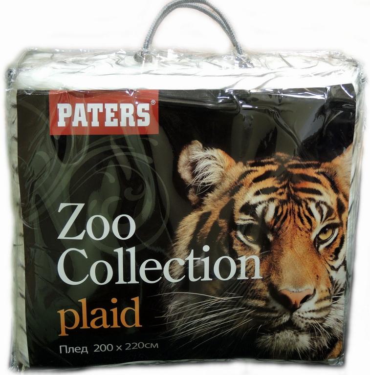 Плед Zoo Collection Серая норка 1540 руб.