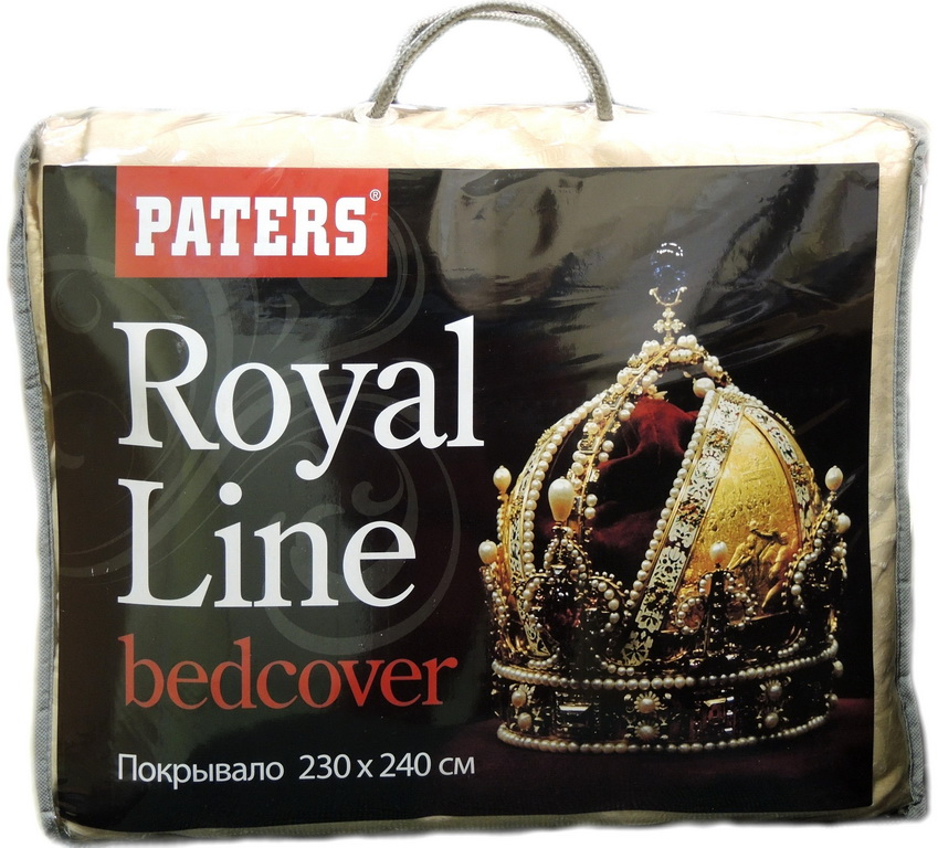 Покрывало Royal Line Вензеля 230x240 3610 руб.