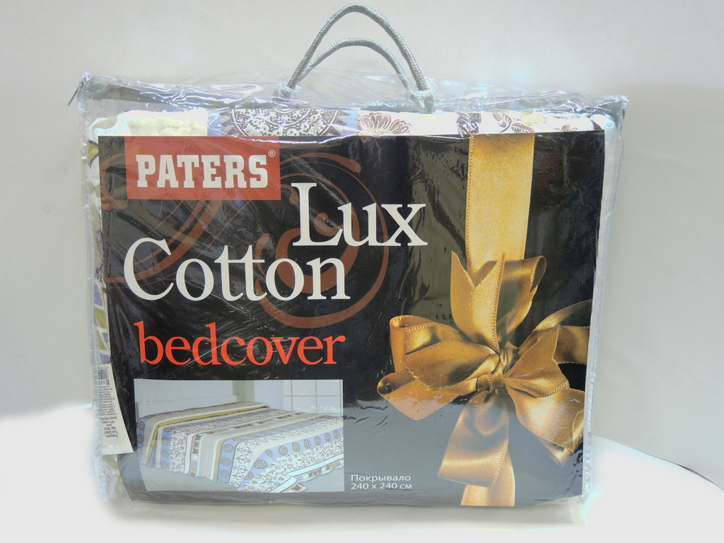 Покрывало Lux Cotton Соло 240x240 2740 руб.