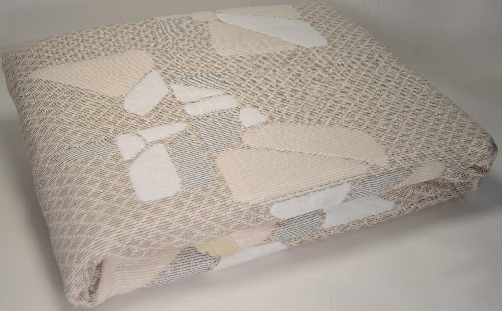 Покрывало Le Pastel Бежевые кристаллы 160x200 1890 руб.