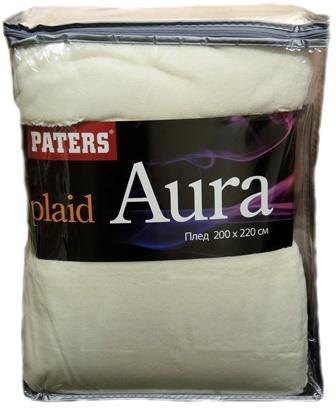 Плед Aura Какао 150x200 1200 руб.