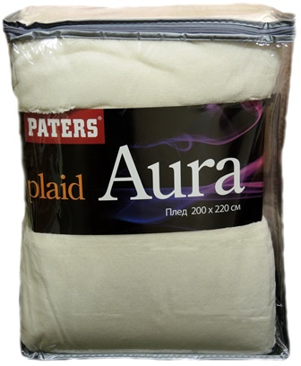 Плед Aura Какао 200x220 1480 руб.