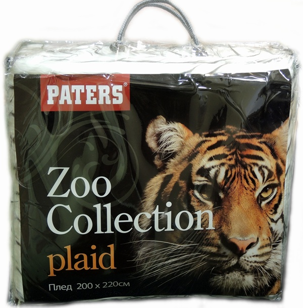 Плед Zoo Collection Белый як 150x200 2860 руб.