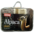Плед из шерсти Альпака Орех 4290 руб.