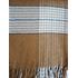 Плед из шерсти Альпака Каштан 3310 руб.