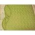Покрывало с наволочками Lux Cotton Фисташковое барокко 240x240,50x70 3160 руб.