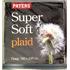Плед Super Soft Мята 170x210 1300 руб.